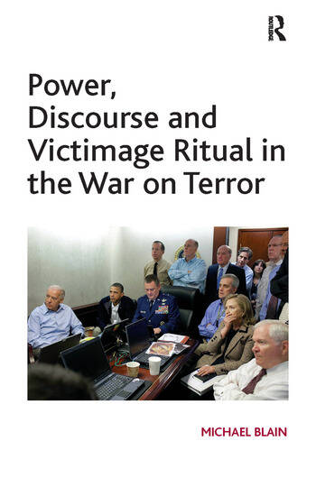 Power, Discourse and Victimage Ritual in the War on Terror book cover
