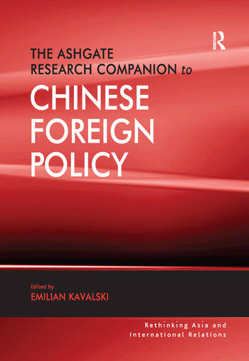 The Ashgate Research Companion to Chinese Foreign Policy book cover