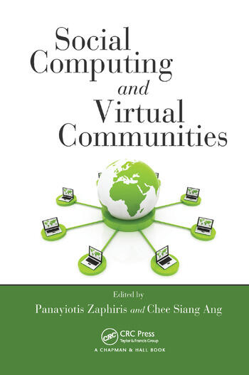 Social Computing and Virtual Communities book cover