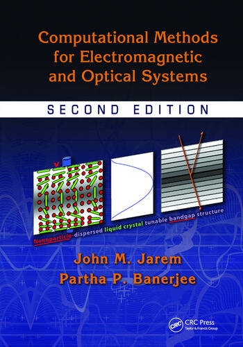 Computational Methods for Electromagnetic and Optical Systems book cover