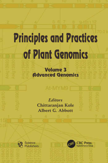 Principles and Practices of Plant Genomics, Volume 3 Advanced Genomics book cover