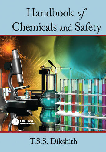 Handbook of Chemicals and Safety book cover