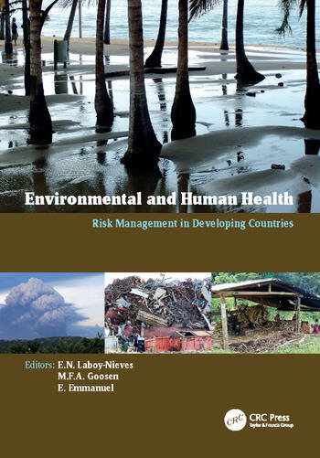 Environmental and Human Health Risk Management in Developing Countries book cover