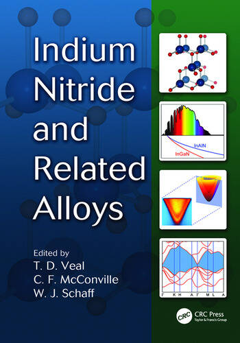 Indium Nitride and Related Alloys book cover