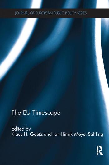 The EU Timescape book cover