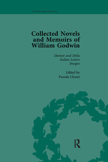 The Collected Novels and Memoirs of William Godwin Vol 2 book cover