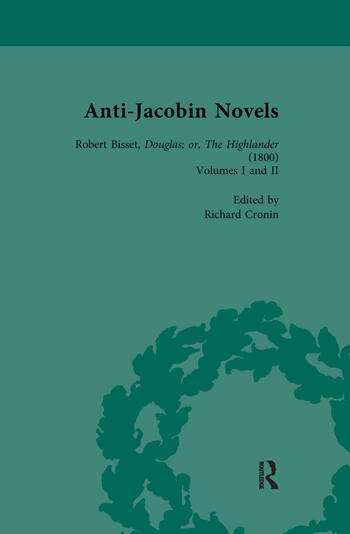 Anti-Jacobin Novels, Part I, Volume 4 book cover
