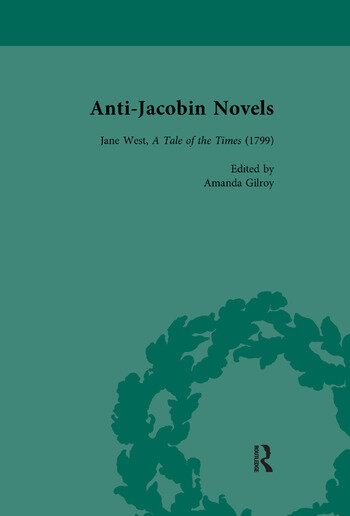 Anti-Jacobin Novels, Part II, Volume 7 book cover