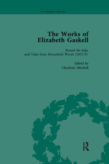 The Works of Elizabeth Gaskell, Part I Vol 3 book cover