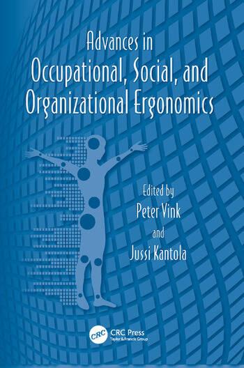 Advances in Occupational, Social, and Organizational Ergonomics book cover