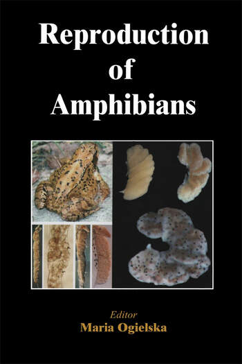 Reproduction of Amphibians book cover