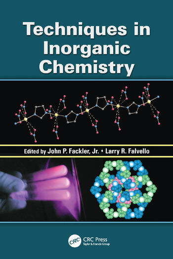Techniques in Inorganic Chemistry book cover