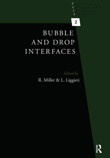 Bubble and Drop Interfaces book cover