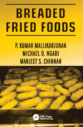 Breaded Fried Foods book cover