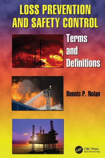 Loss Prevention and Safety Control Terms and Definitions book cover