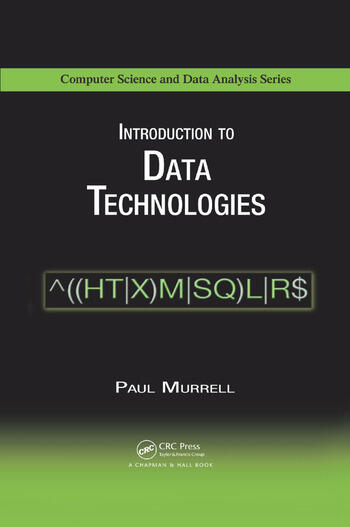 Introduction to Data Technologies book cover