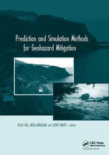Prediction and Simulation Methods for Geohazard Mitigation including CD-ROM book cover