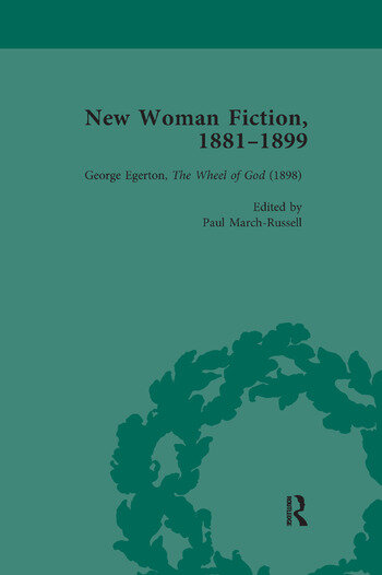 New Woman Fiction, 1881-1899, Part III vol 8 book cover