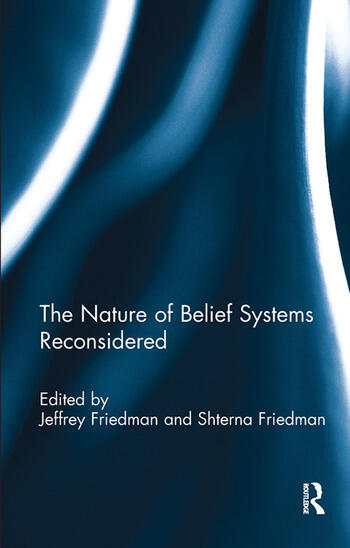 The Nature of Belief Systems Reconsidered book cover