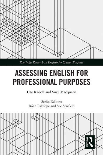 Assessing English for Professional Purposes book cover