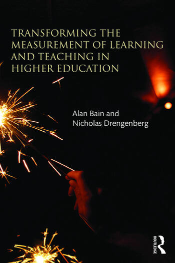 Transforming the Measurement of Learning and Teaching in Higher Education book cover