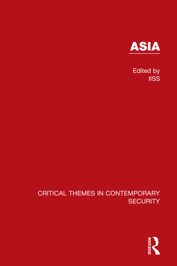 Asia (IISS) book cover