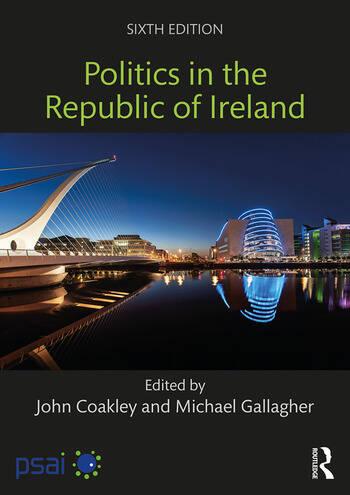 Politics in the Republic of Ireland book cover