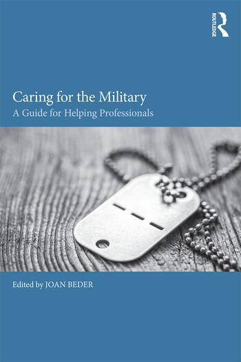 Caring for the Military A Guide for Helping Professionals book cover