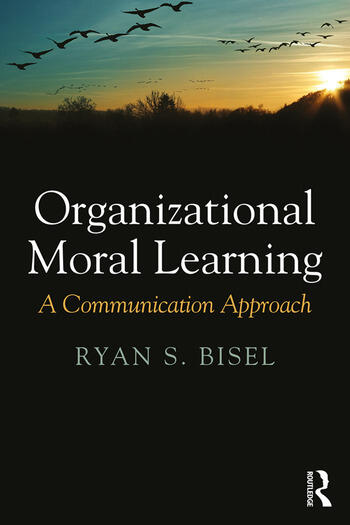 Organizational Moral Learning A Communication Approach book cover