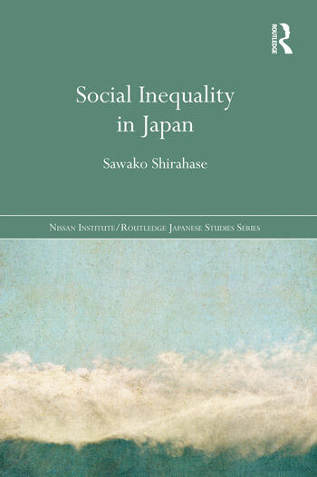 Social Inequality in Japan book cover