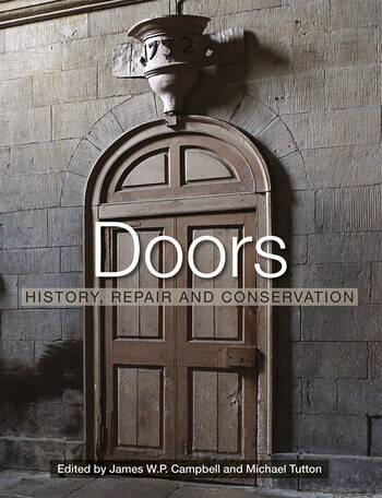 Doors History, Repair and Conservation book cover