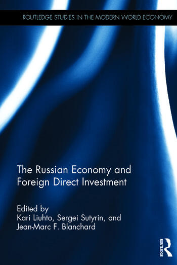 The Russian Economy and Foreign Direct Investment book cover