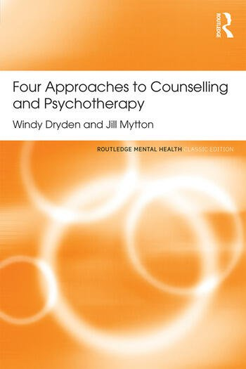 Four Approaches to Counselling and Psychotherapy book cover