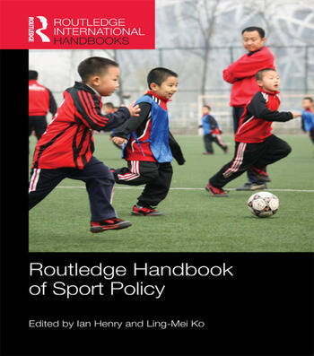 Routledge Handbook of Sport Policy book cover