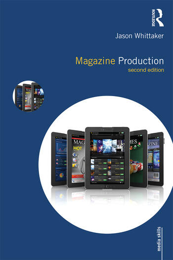 Magazine Production book cover