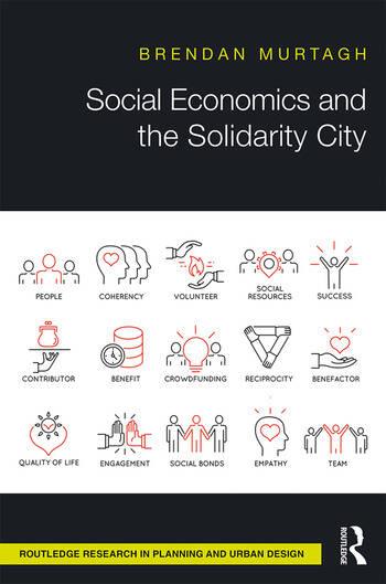 Social Economics and the Solidarity City book cover