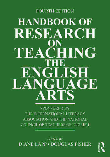 Handbook of Research on Teaching the English Language Arts book cover