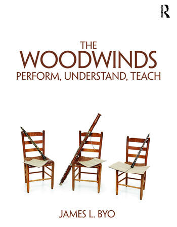 The Woodwinds: Perform, Understand, Teach book cover