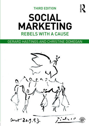 Social Marketing Rebels with a Cause book cover