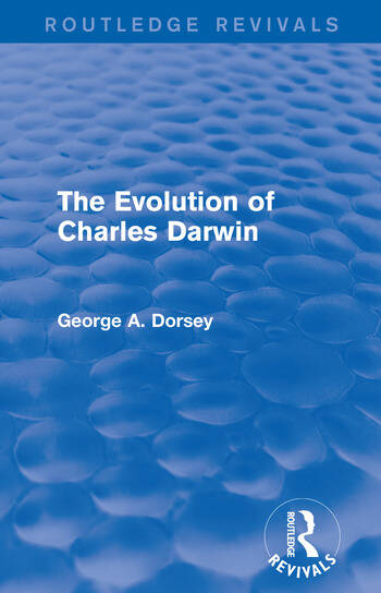The Evolution of Charles Darwin book cover