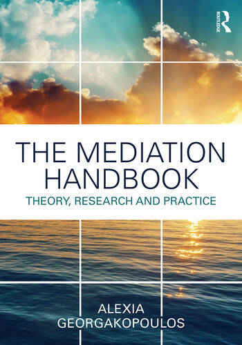 The Mediation Handbook Research, theory, and practice book cover