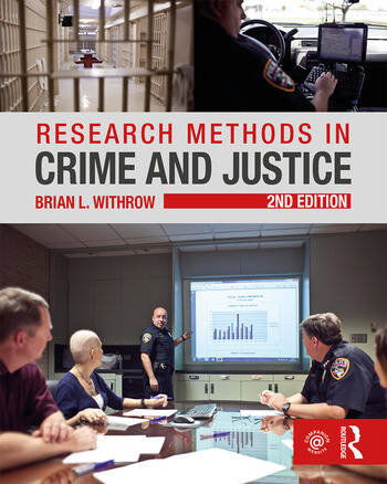 Research Methods in Crime and Justice book cover