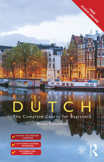 Colloquial Dutch A Complete Language Course book cover