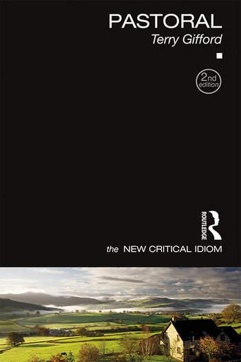 Pastoral book cover
