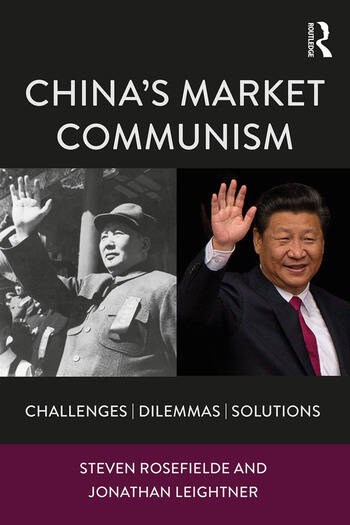 China's Market Communism Challenges, Dilemmas, Solutions book cover