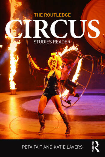 The Routledge Circus Studies Reader book cover