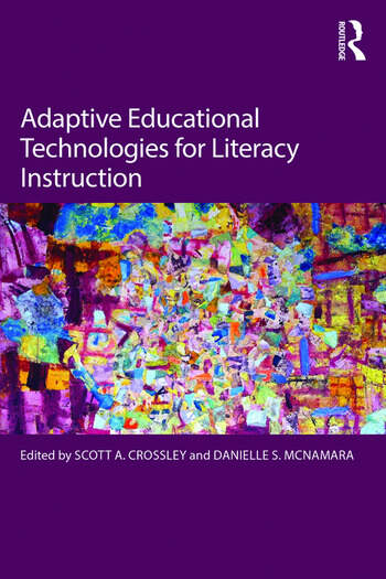 Adaptive Educational Technologies for Literacy Instruction book cover