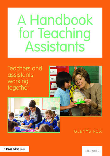 A Handbook for Teaching Assistants Teachers and assistants working together book cover