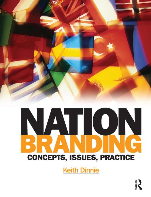 Nation branding book cover