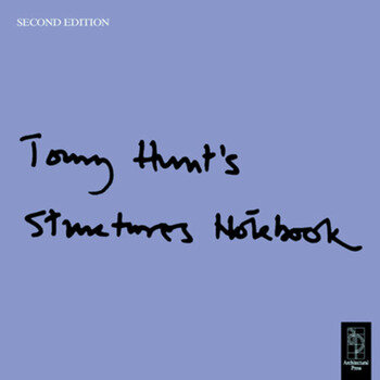 Tony Hunt's Structures Notebook book cover